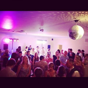 Suzie and Nick Laines Wedding