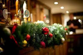 Bar Decorations.