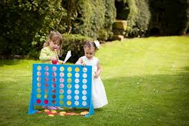wedding connect 4