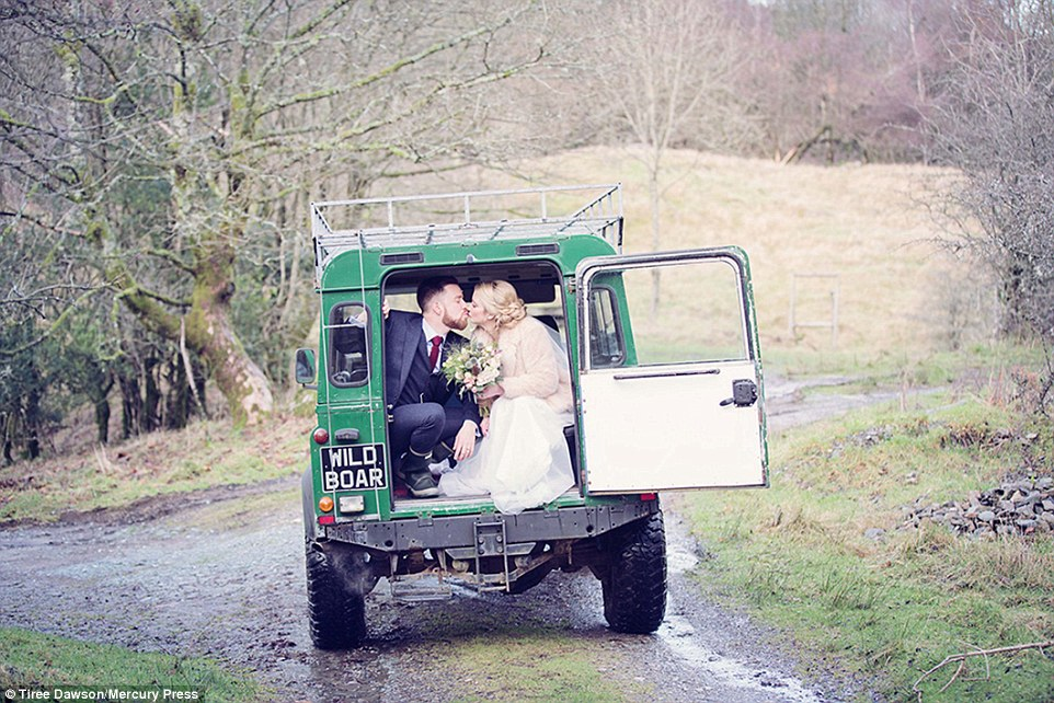 Wild Boar Wedding