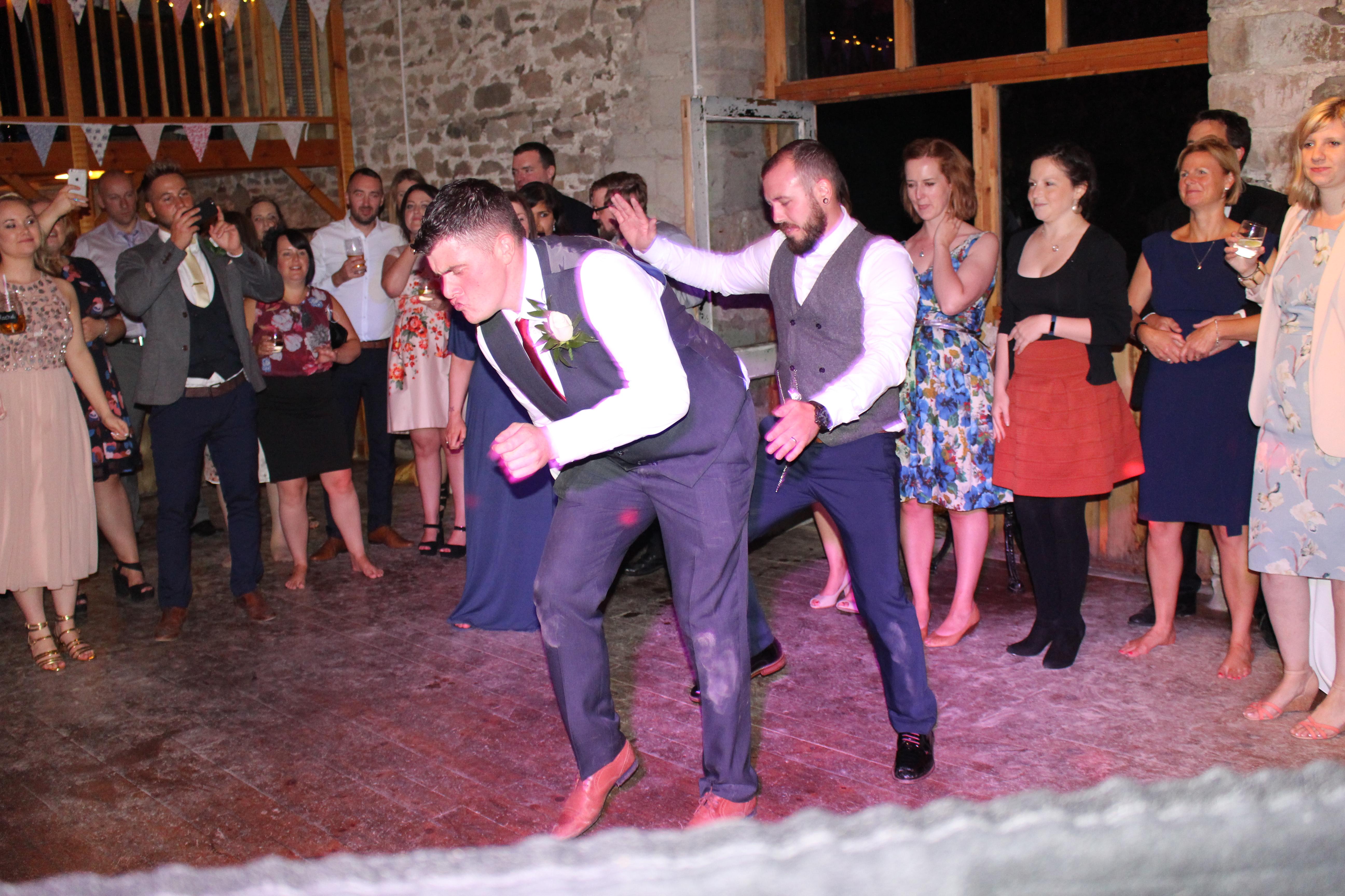 An Epic Dance-Off