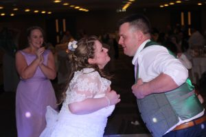 Mr and Mrs Green, The Daffodil Hotel, April 2018