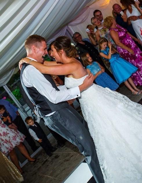 Mr and Mrs Jones 2014