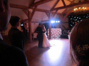 Katie and Pauls First Dance