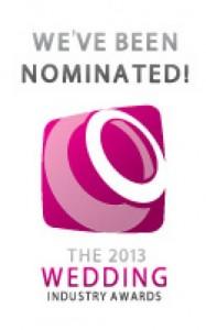 The Wedding Industry Awards 2013
