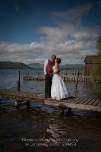 Mr and Mrs Vernon