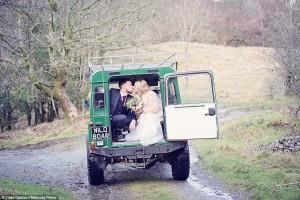 Wild Boar Wedding