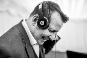 DJ Gary Mills in The Mix