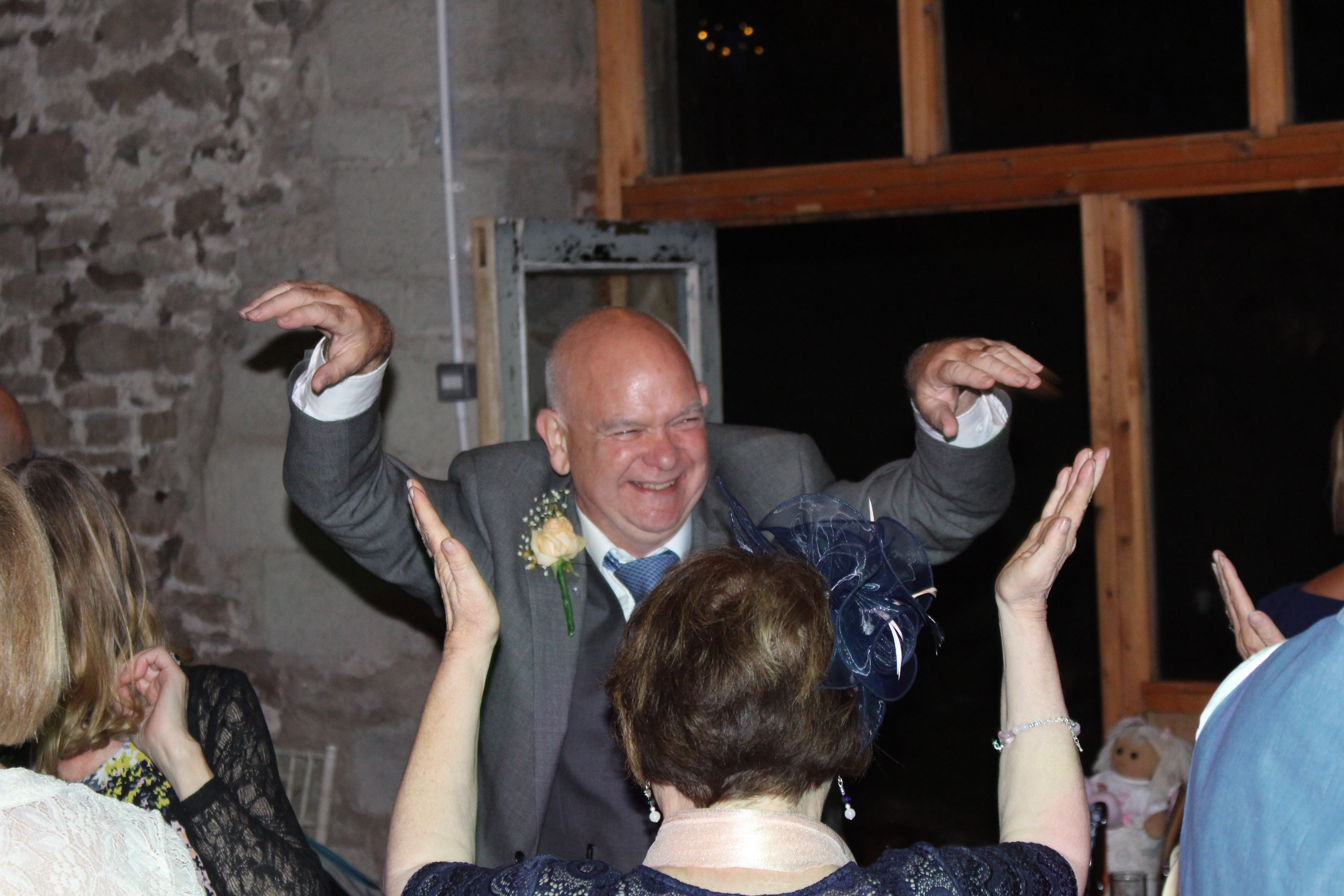 This is how you Dad Dance!