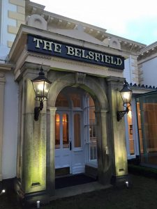 I love Belsfield Hotel Weddings