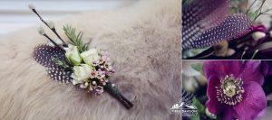 Brackens Wedding Flowers.