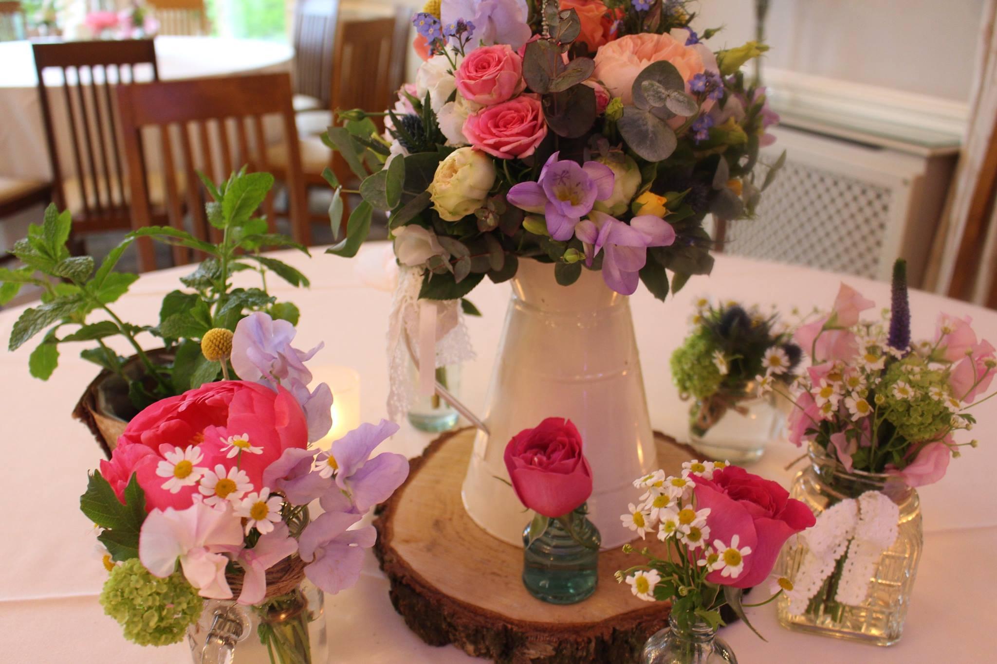Flower Design Events Wedding Flowers