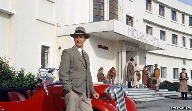 Agatha Christie Midland Hotel
