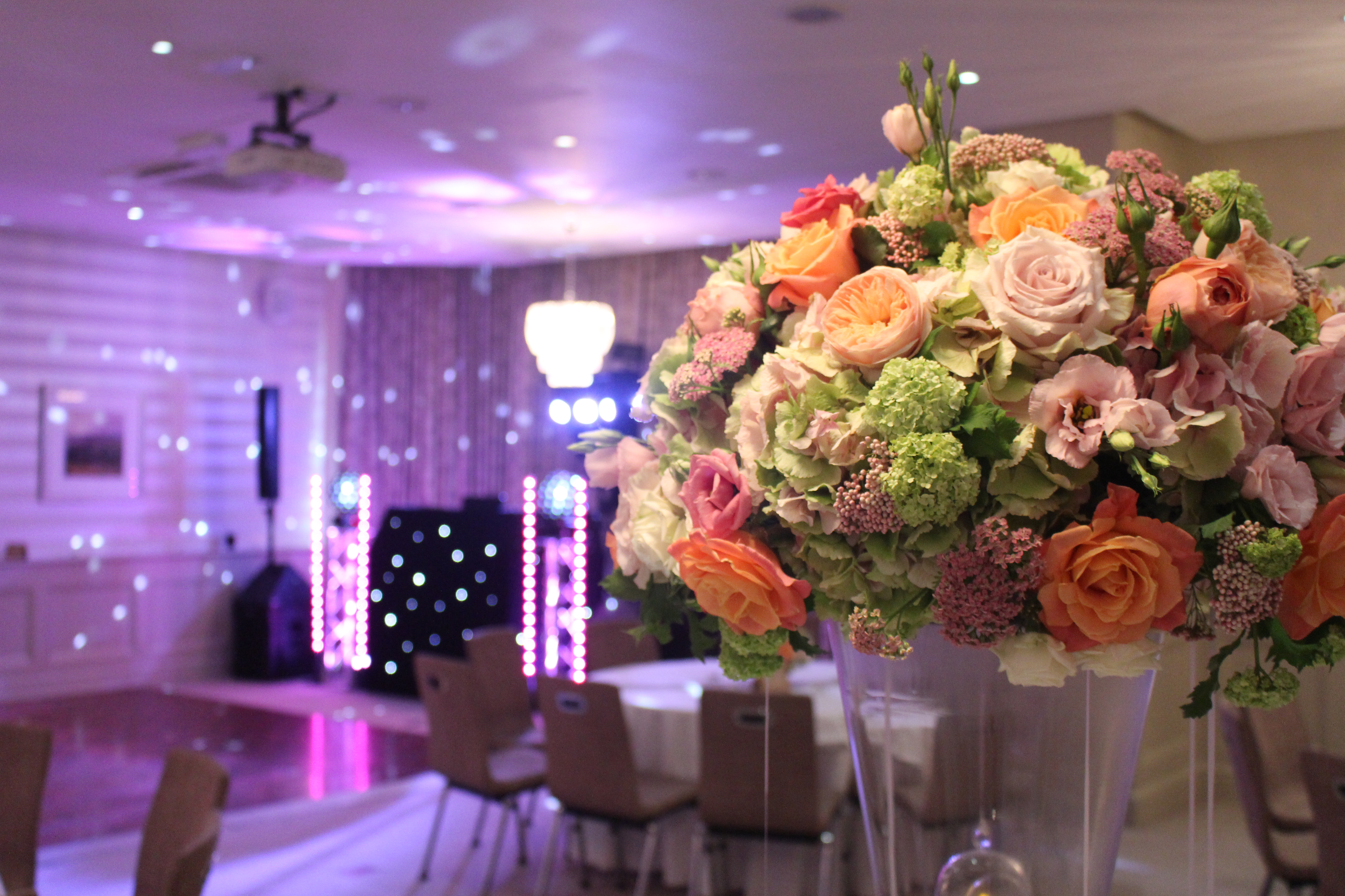 Amazing Flowers by Brackens of Bowness.