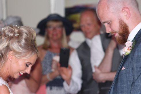 Laura and Gary Mills First Dance