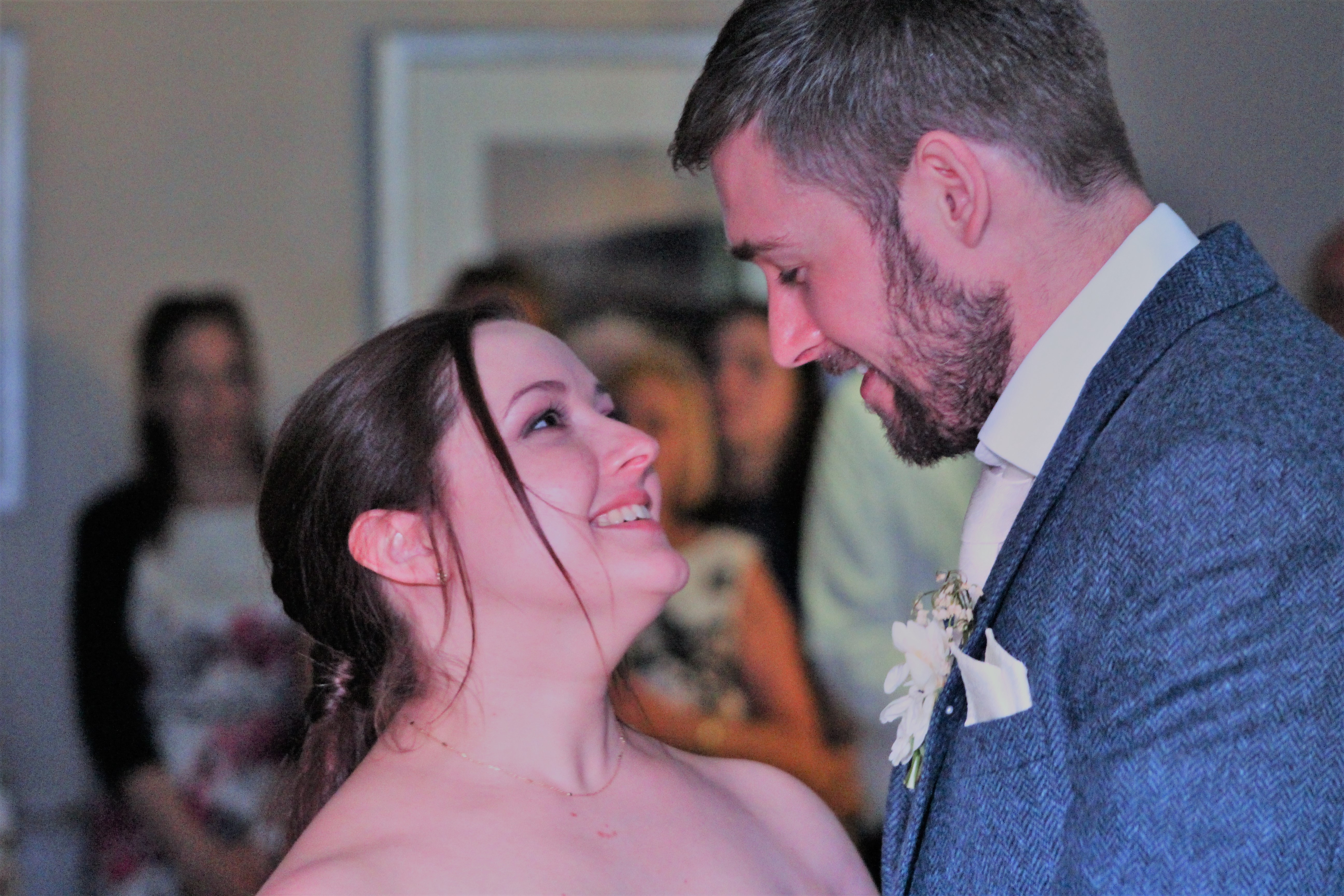 Debbie and Adam Turners First Dance.