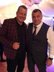 DJ Gary Mills & Shaun Wane