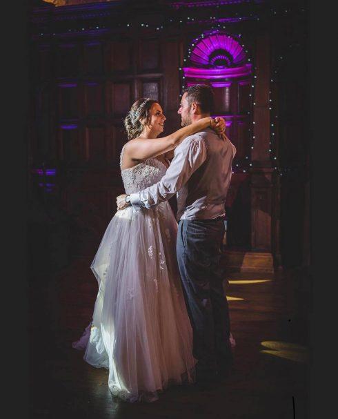 Emma and Richard Knight